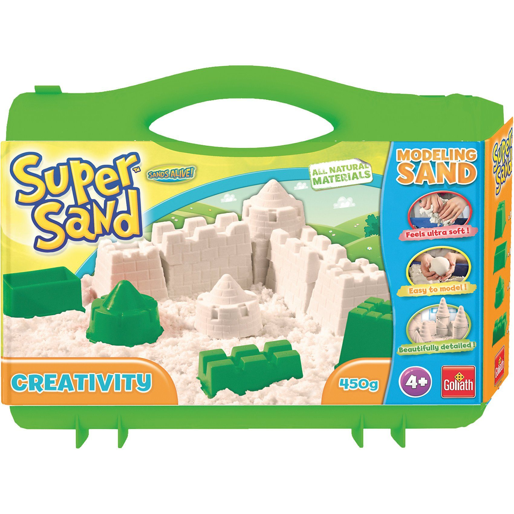 Goliath Super Sand Creativity (Koffer)
