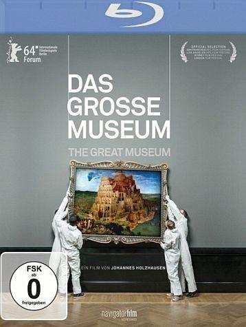 Blu-ray »Das große Museum«