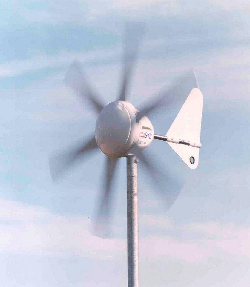 Mast für Windgenerator »913« in weiß