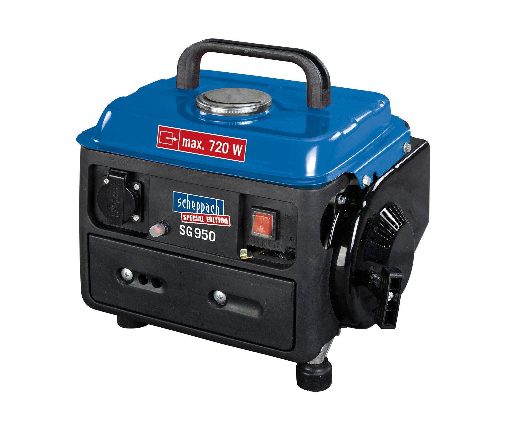 Scheppach Stromgenerator »SG 950«