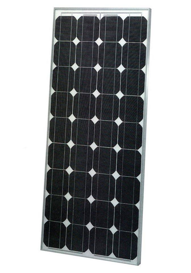 Solarstrom-Set »AS 75 12 Volt« in schwarz