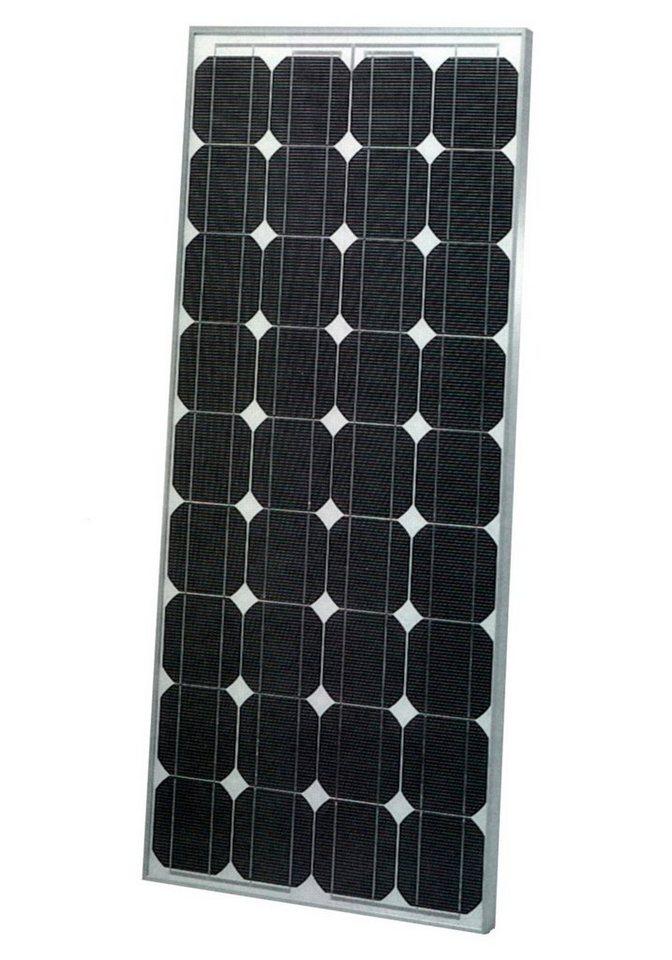 Solarmodul »AS 75« in schwarz
