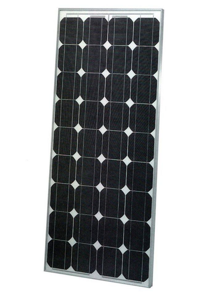 Solarstrom-Set in schwarz