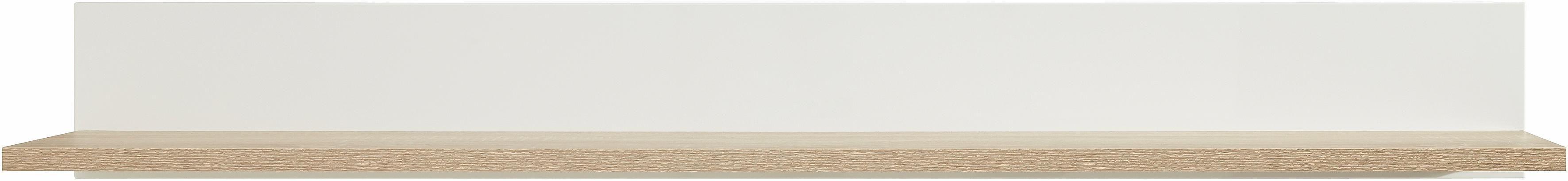 Wandbord, Breite 180 cm
