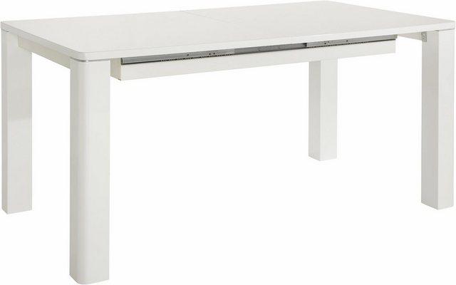 Tische - Esstisch, mit Butterfly Auszug, Breite 160 cm  - Onlineshop OTTO