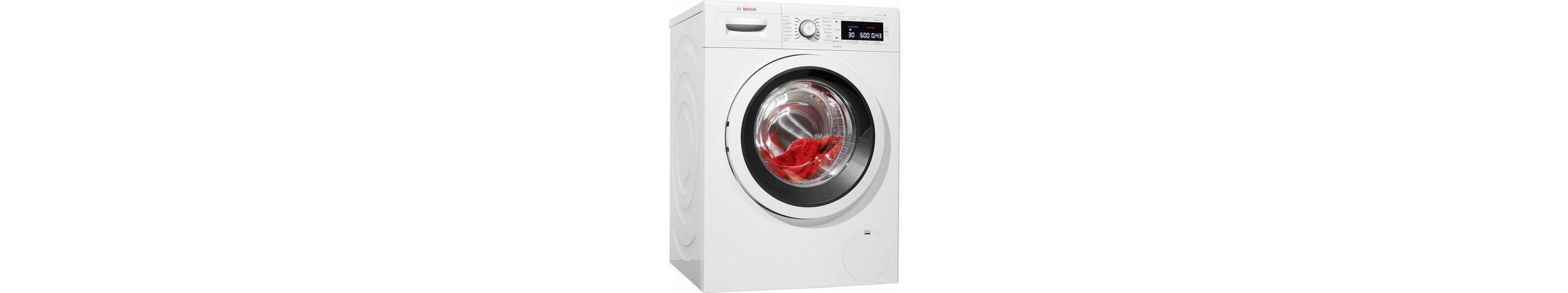 BOSCH Waschmaschine WAW28500, A+++, 9 kg, 1400 U/Min