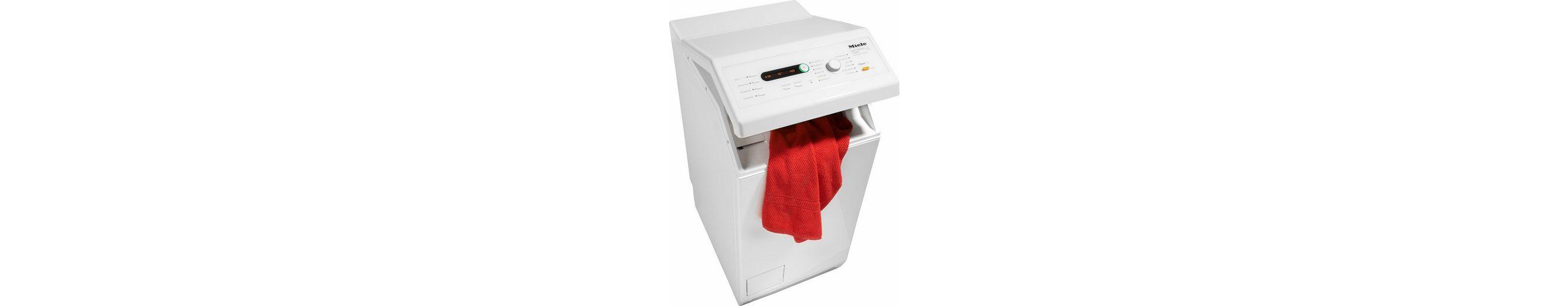 MIELE Waschmaschine Toplader W 690 F WPM, A+++, 6 kg, 1300 U/Min