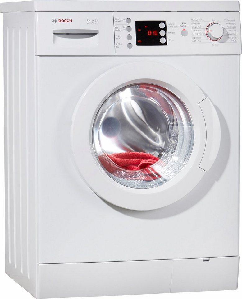 bosch waschmaschine modelle