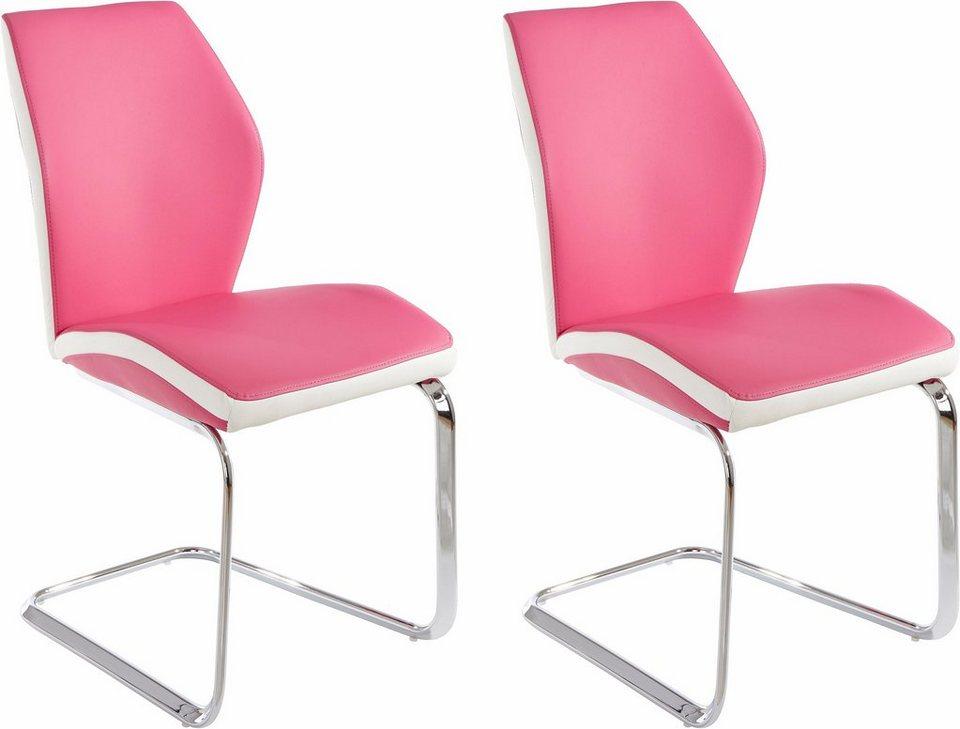 steinhoff freischwinger 2er und 4er set kaufen otto. Black Bedroom Furniture Sets. Home Design Ideas