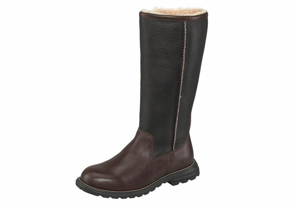 UGG »Brooks Tall« Stiefel in braun