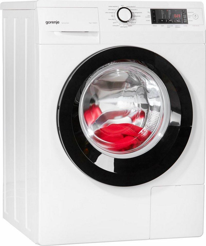GORENJE Waschmaschine W 7 ECO, A+++, 7 kg, 1400 U/Min