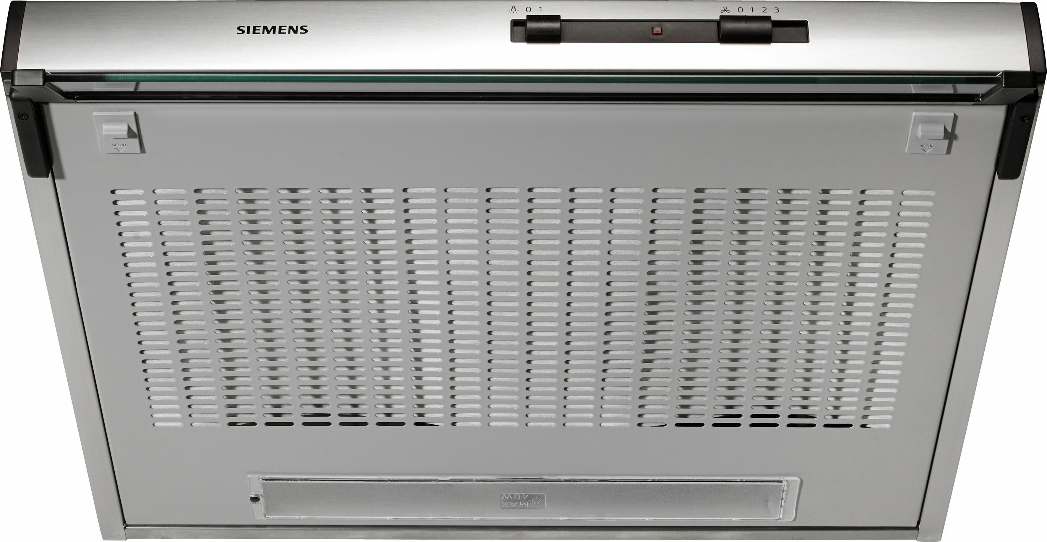 Siemens Unterbauhaube LU11153