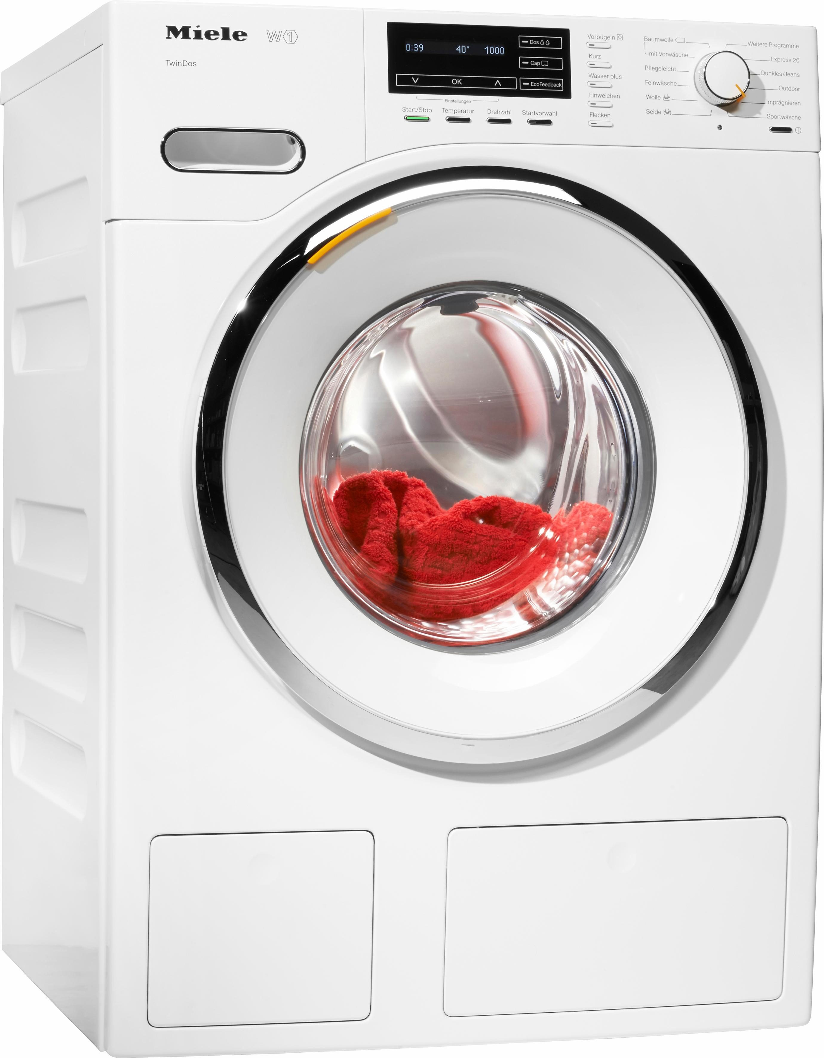 MIELE Waschmaschine WMG 820 WPS, A+++, 8 kg, 1600 U/Min