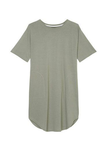 Marc O'Polo Nachthemd »Damen Nachthemd - Sleepshirt, Kurzarm, Rundhals«