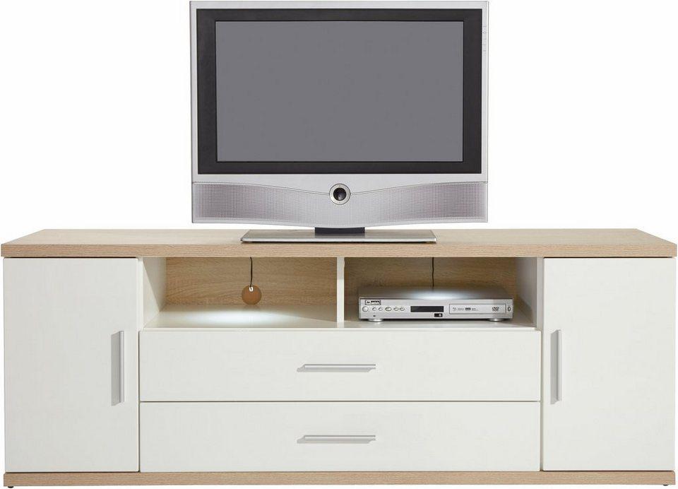 lowboard breite 150 cm online kaufen otto. Black Bedroom Furniture Sets. Home Design Ideas