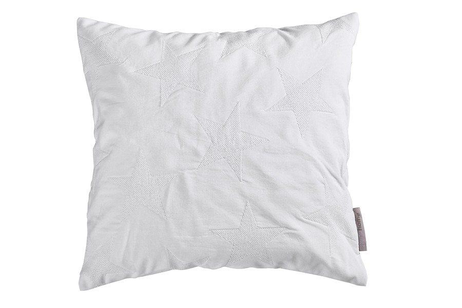 heine home Kissenhülle in weiß