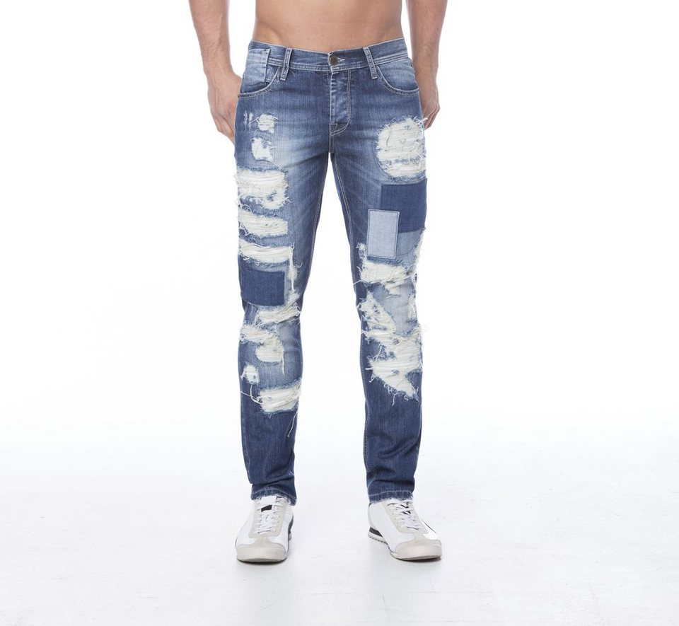 Cipo & Baxx Stylische Jeans - CD126 in STANDARD