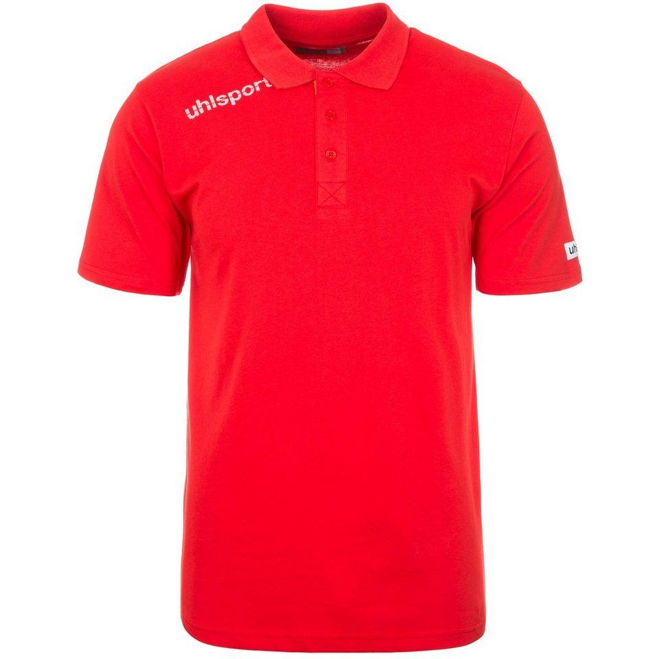 UHLSPORT Essential Polo Shirt Herren in rot