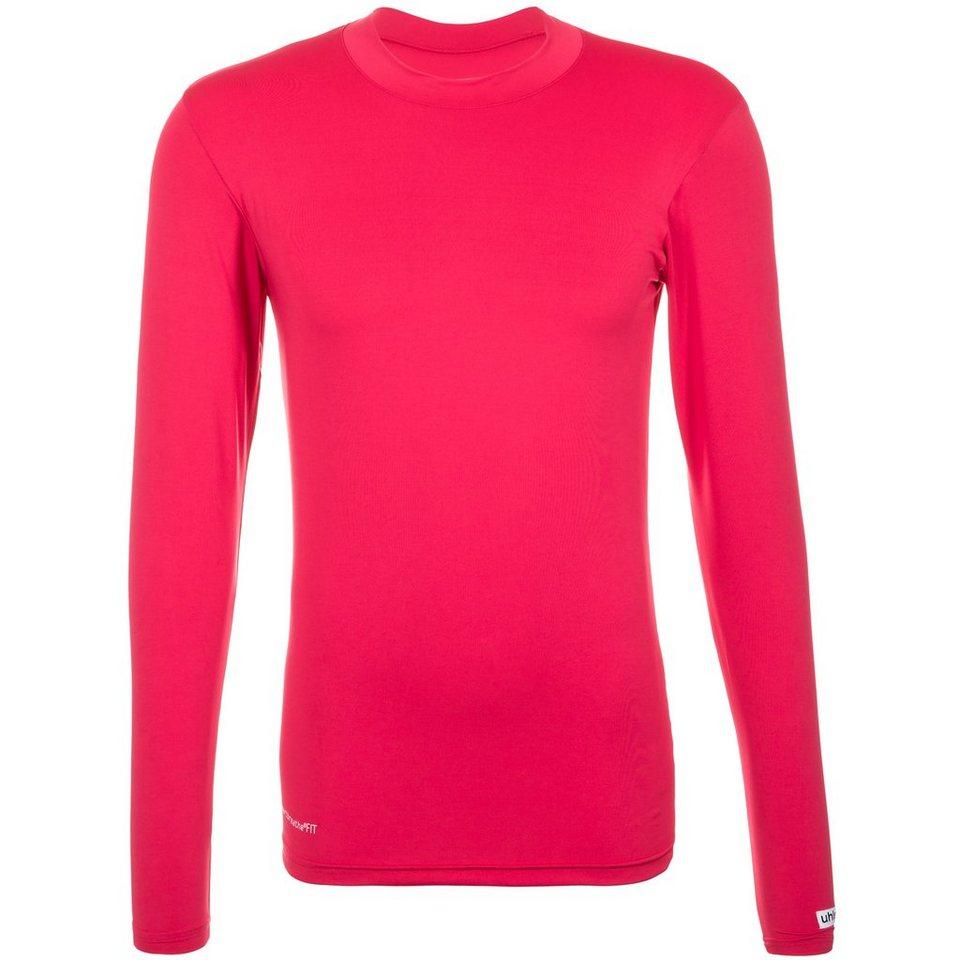 UHLSPORT Funktionsshirt Langarm Herren in pink