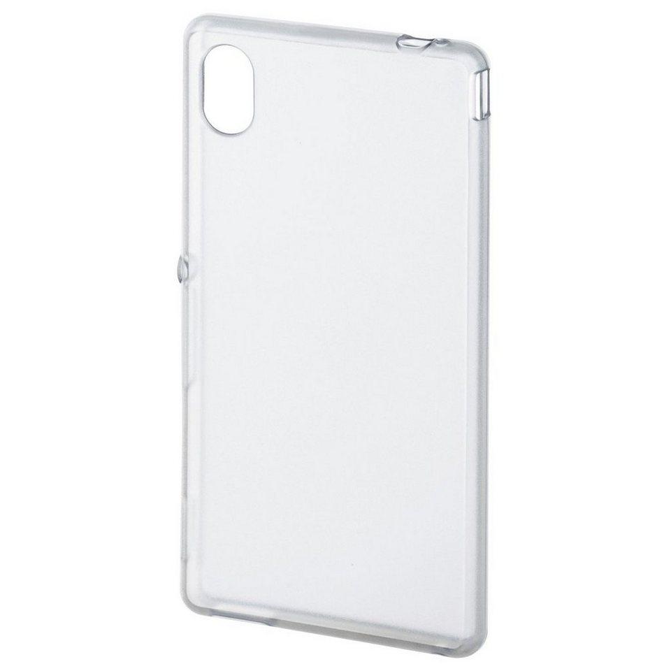 Hama Cover Crystal für Sony Xperia M4 Aqua, Transparent in Transparent