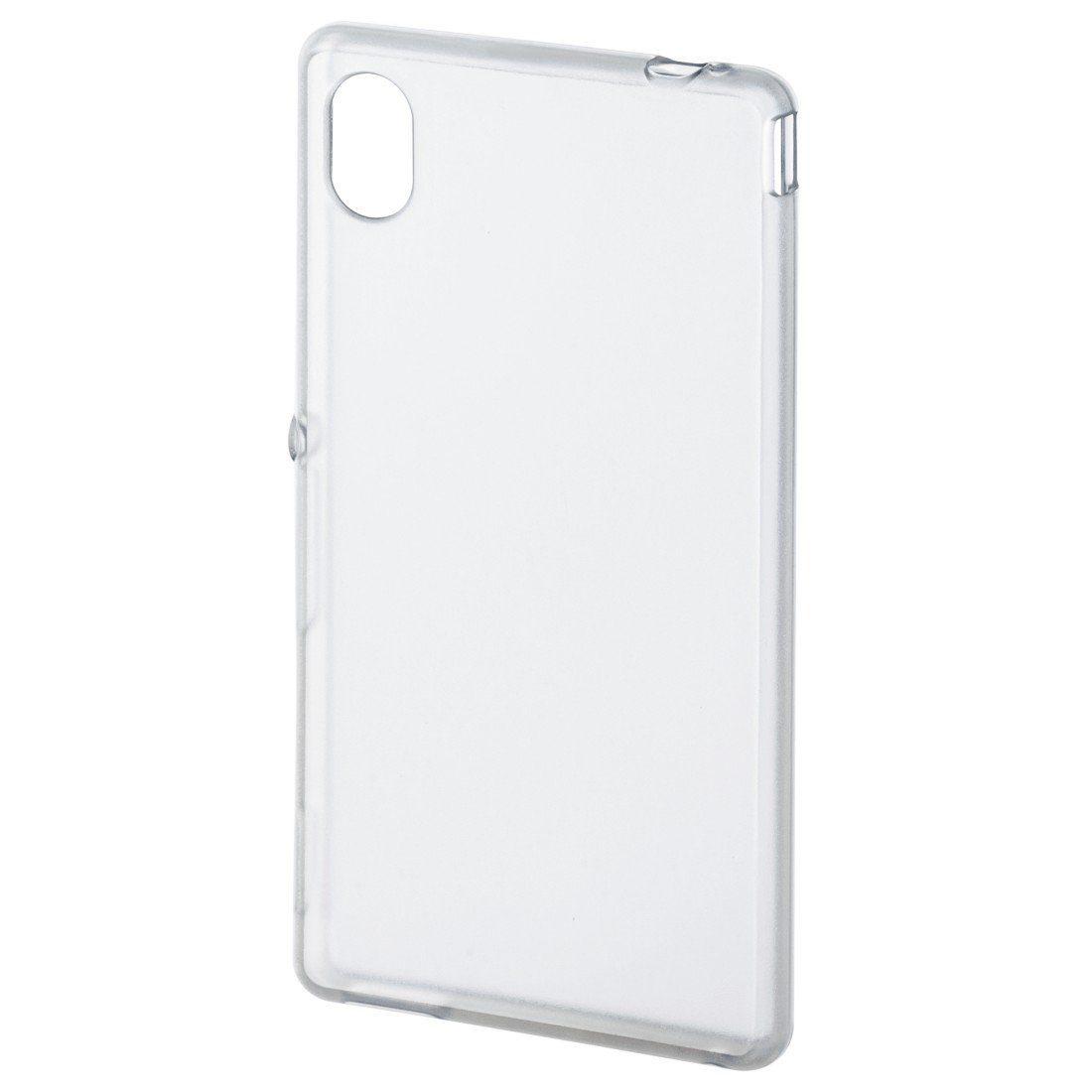 Hama Cover Crystal für Sony Xperia M4 Aqua, Transparent