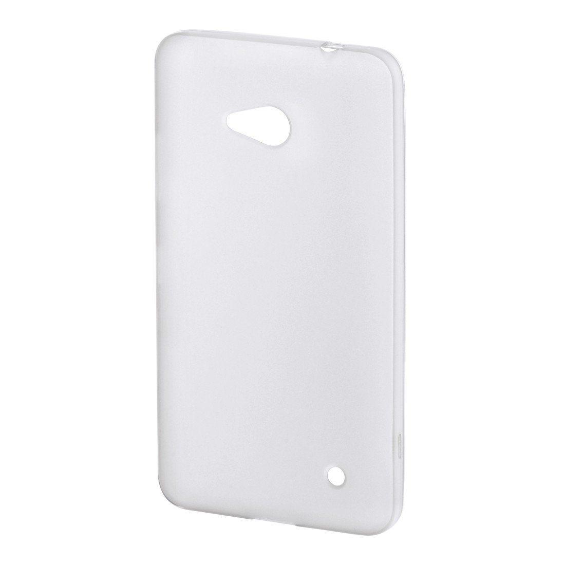 Hama Cover Crystal für Microsoft Lumia 640, Transparent