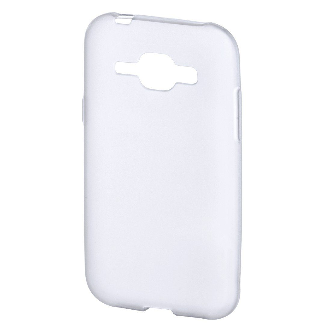 Hama Cover Crystal für Samsung Galaxy J1, Transparent