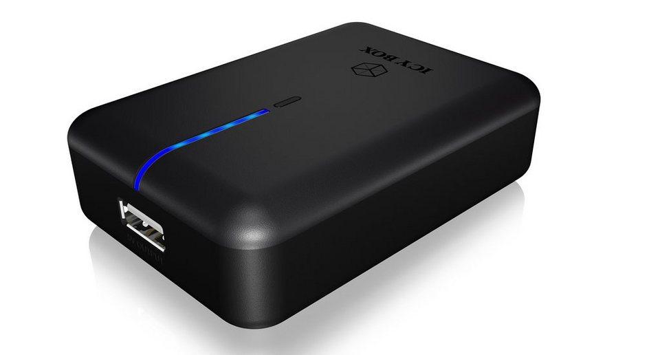 Raidsonic Zusatzakku für mobile Geräte »Zusatzakku ICY BOX IB-PB5200«