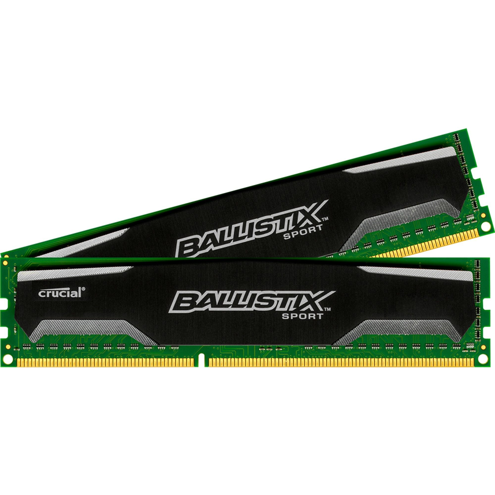 Crucial Arbeitsspeicher »DIMM 8GB DDR3-1600 Kit«