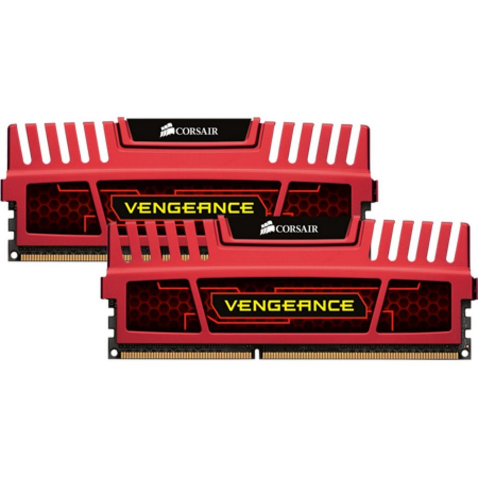 Corsair Arbeitsspeicher »DIMM 16 GB DDR3-1866 Kit«