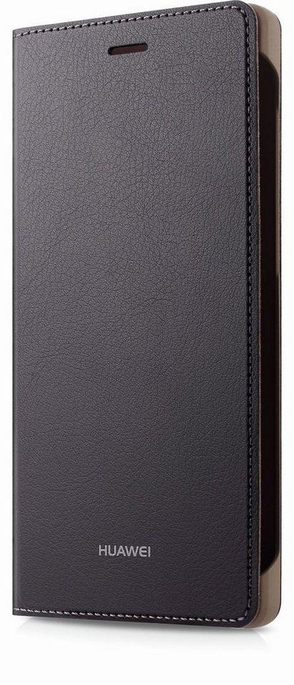 Huawei Handytasche »Flip Cover für P8 Lite« in Braun