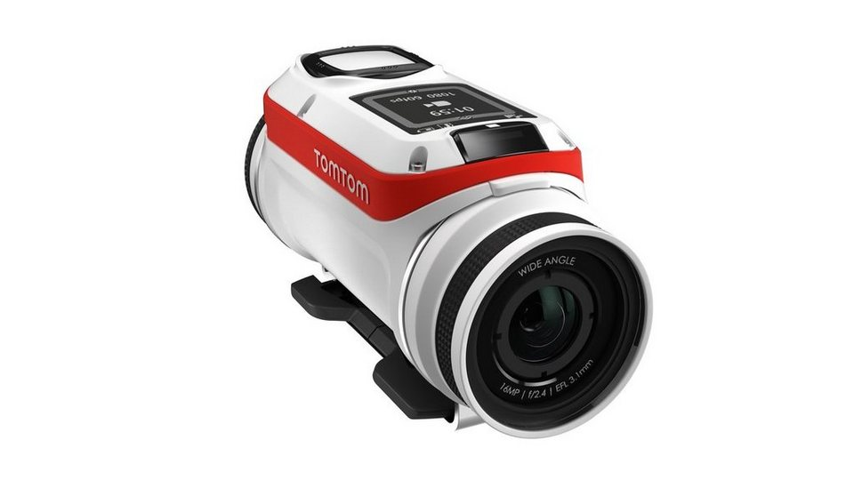 TomTom Actionkamera »Bandit Premium-Bundle«
