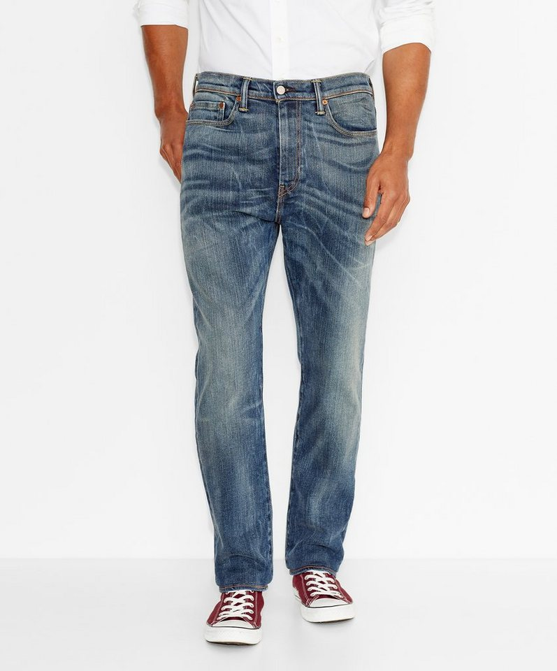Levi's® Jeans »522 Slim Taper Jeans« in Chambers