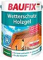 Baufix Holzschutzlasur »Tannengrün«, 5 Liter, grün, Bild 1