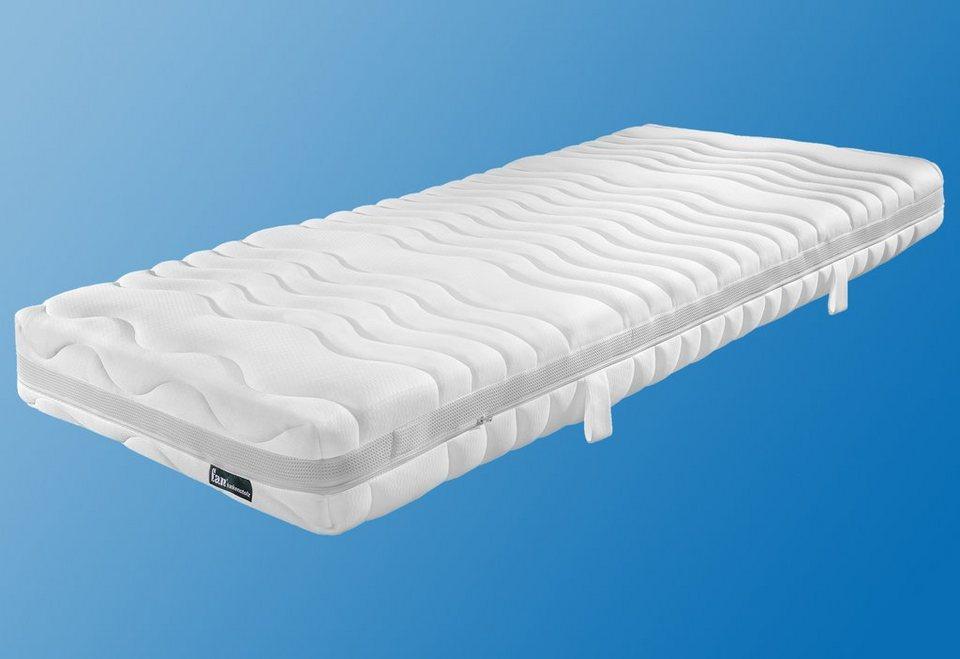 Komfortschaummatratze, »Climasan Relax 440 S«, f.a.n.