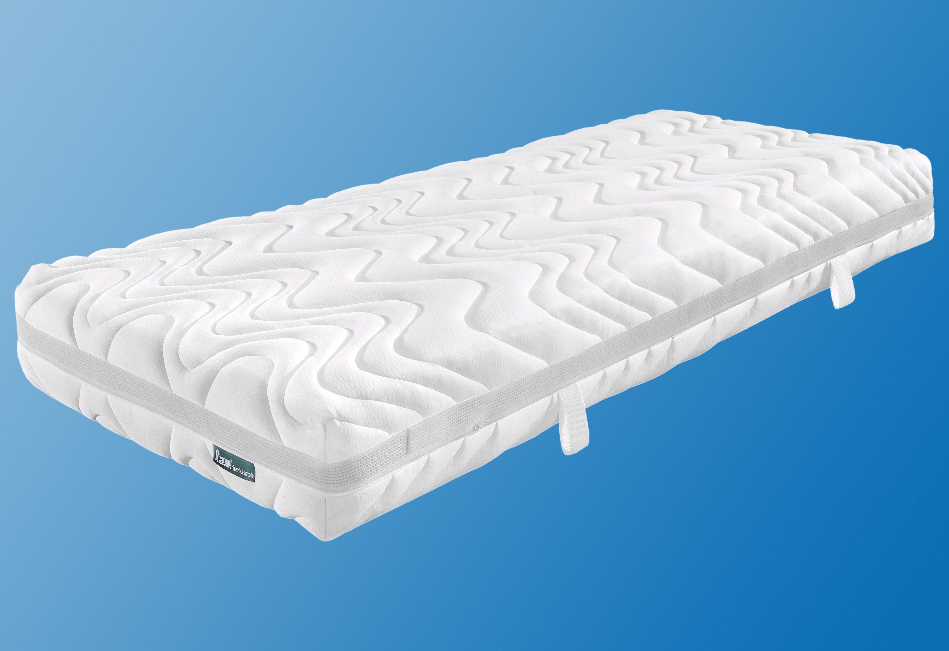 Komfortschaummatratze »Climasan Relax 1.000 S«, f.a.n. Frankenstolz, 24 cm hoch, Raumgewicht: 30, (1-tlg) | Schlafzimmer > Matratzen > Kaltschaum-matratzen | f.a.n. Frankenstolz