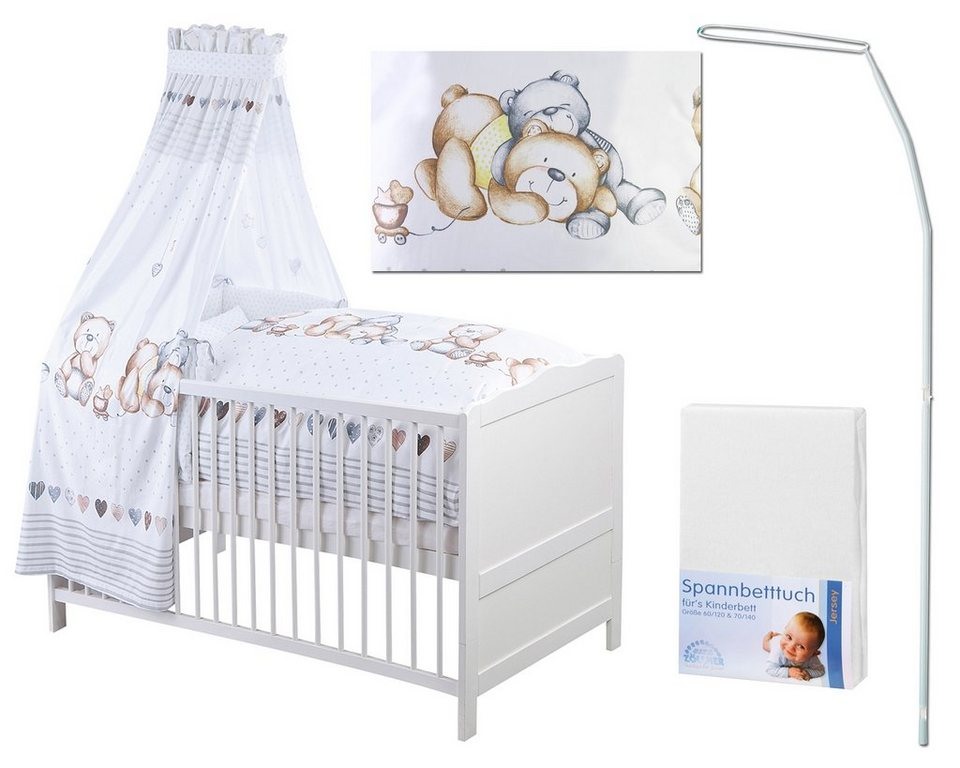 set f r babys kleinkinder jan schmuseb r z llner 6 tlg online kaufen otto. Black Bedroom Furniture Sets. Home Design Ideas