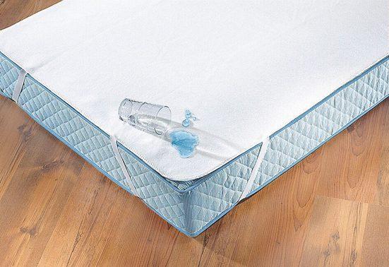 Matratzenauflage »Protect & Care«, Dormisette Protect & Care, Materialmix, wasserdicht