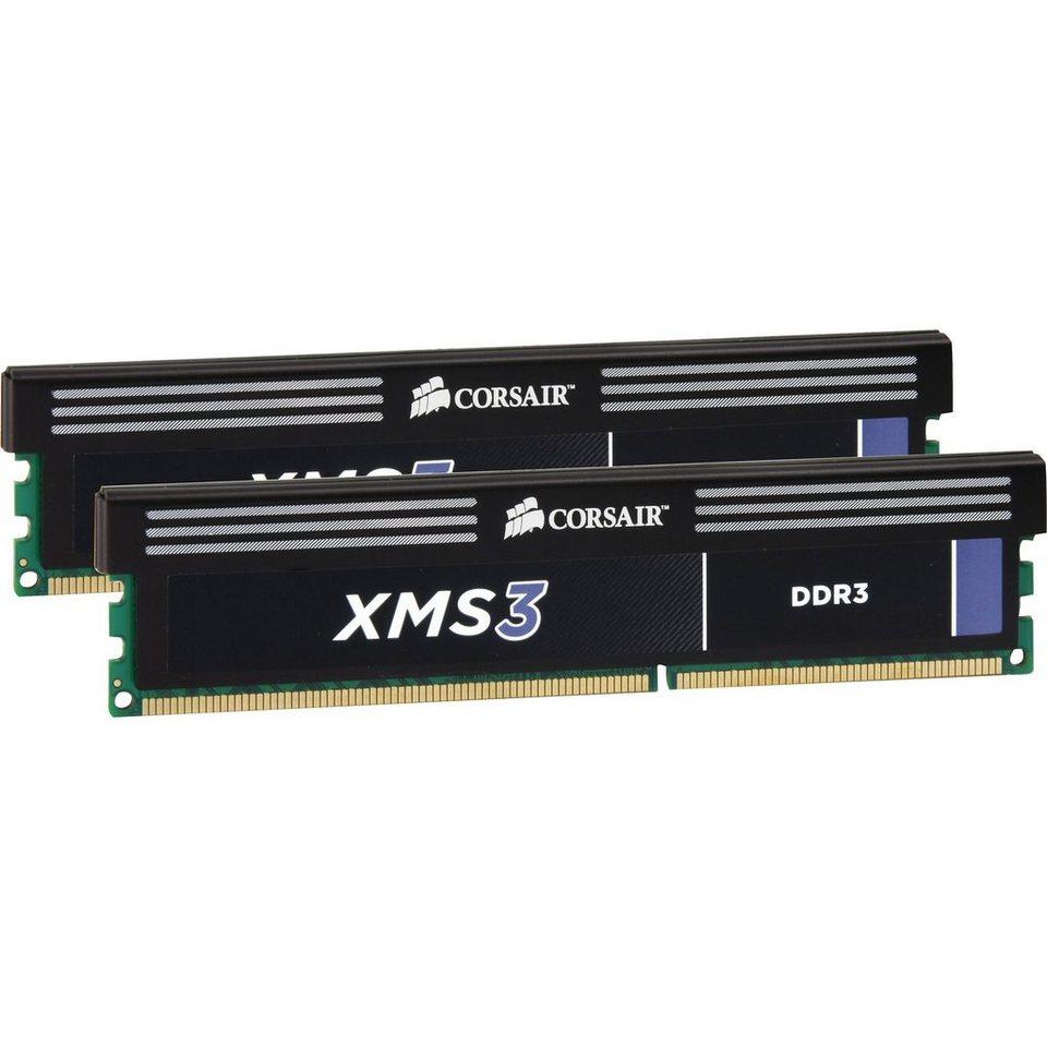 Corsair Arbeitsspeicher »DIMM 8 GB DDR3-1333 Kit«