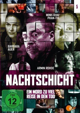 DVD »Nachtschicht: Ein Mord zuviel / Reise in den Tod«