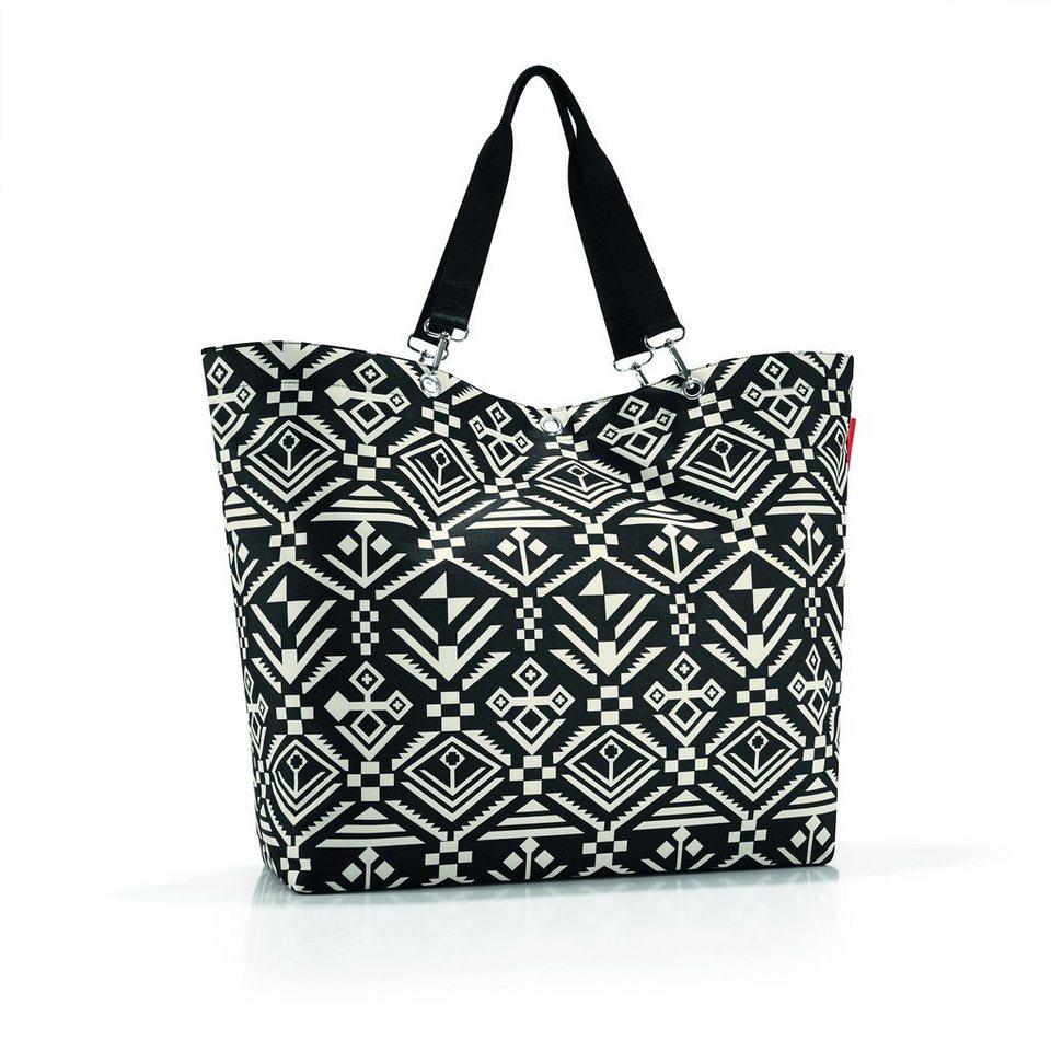 REISENTHEL® Shopper XL hopi in Schwarz