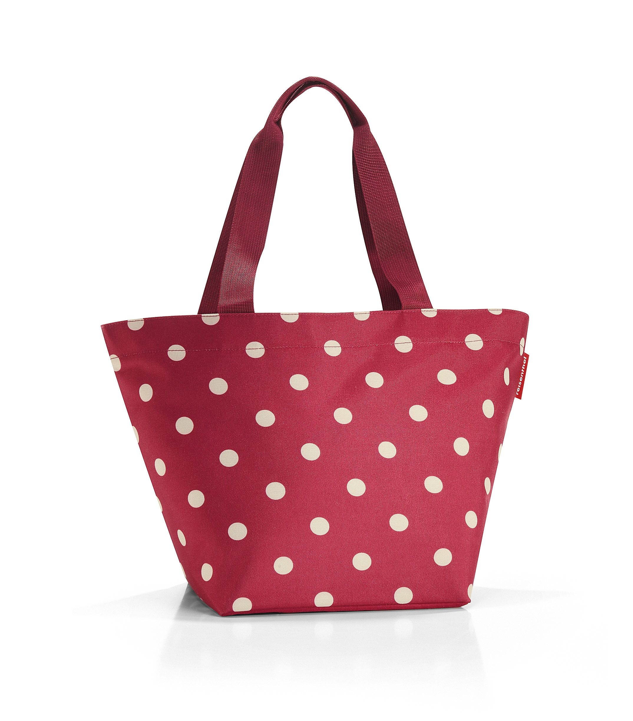 REISENTHEL® Shopper M ruby dots