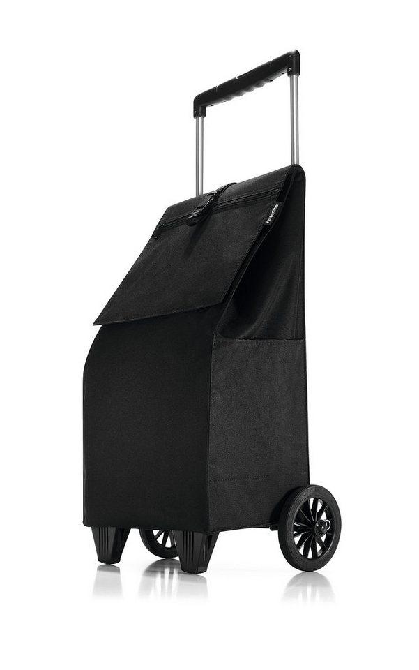 Reisenthel® Trolley in schwarz
