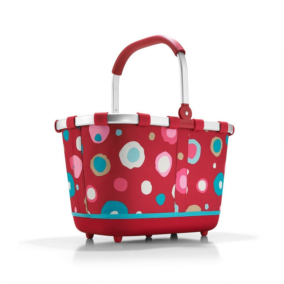 REISENTHEL® Carrybag 2 »funky dots 2« in bunt