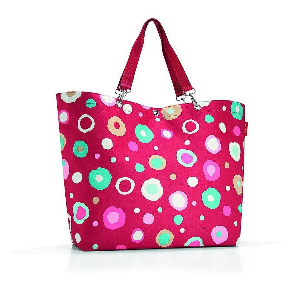 Reisenthel® Shopper XL funky dots 2 in Rot