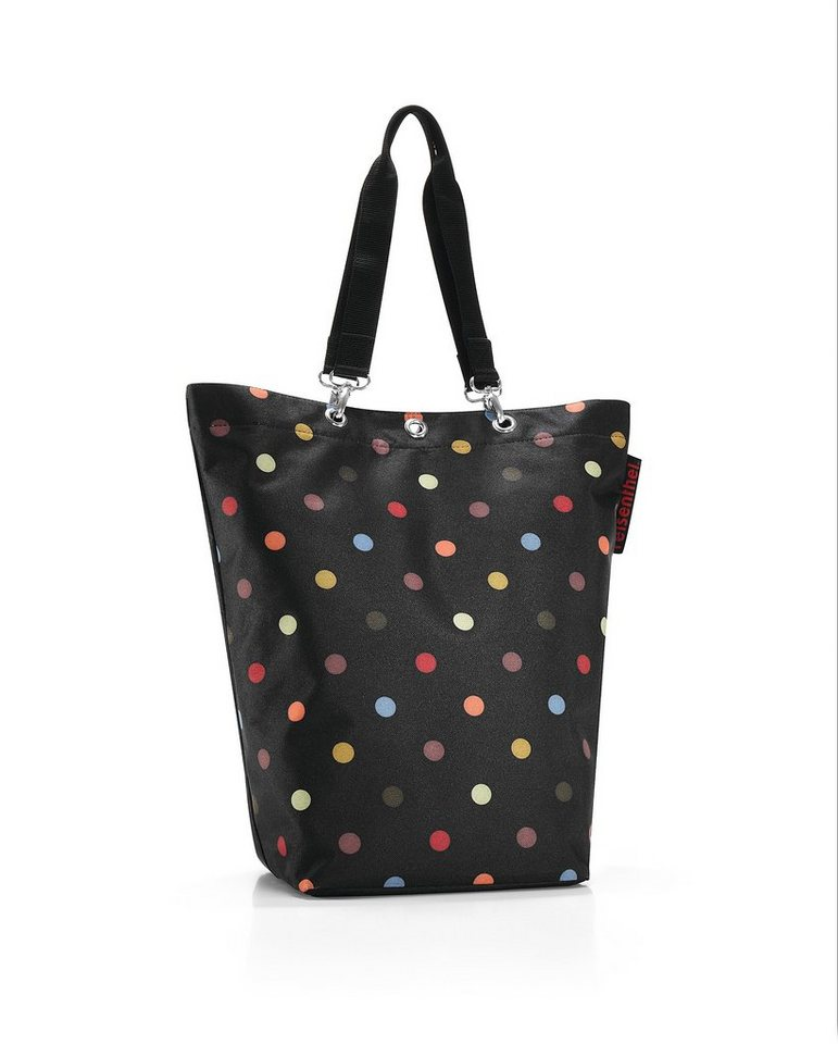Reisenthel® Cityshopper dots in schwarz