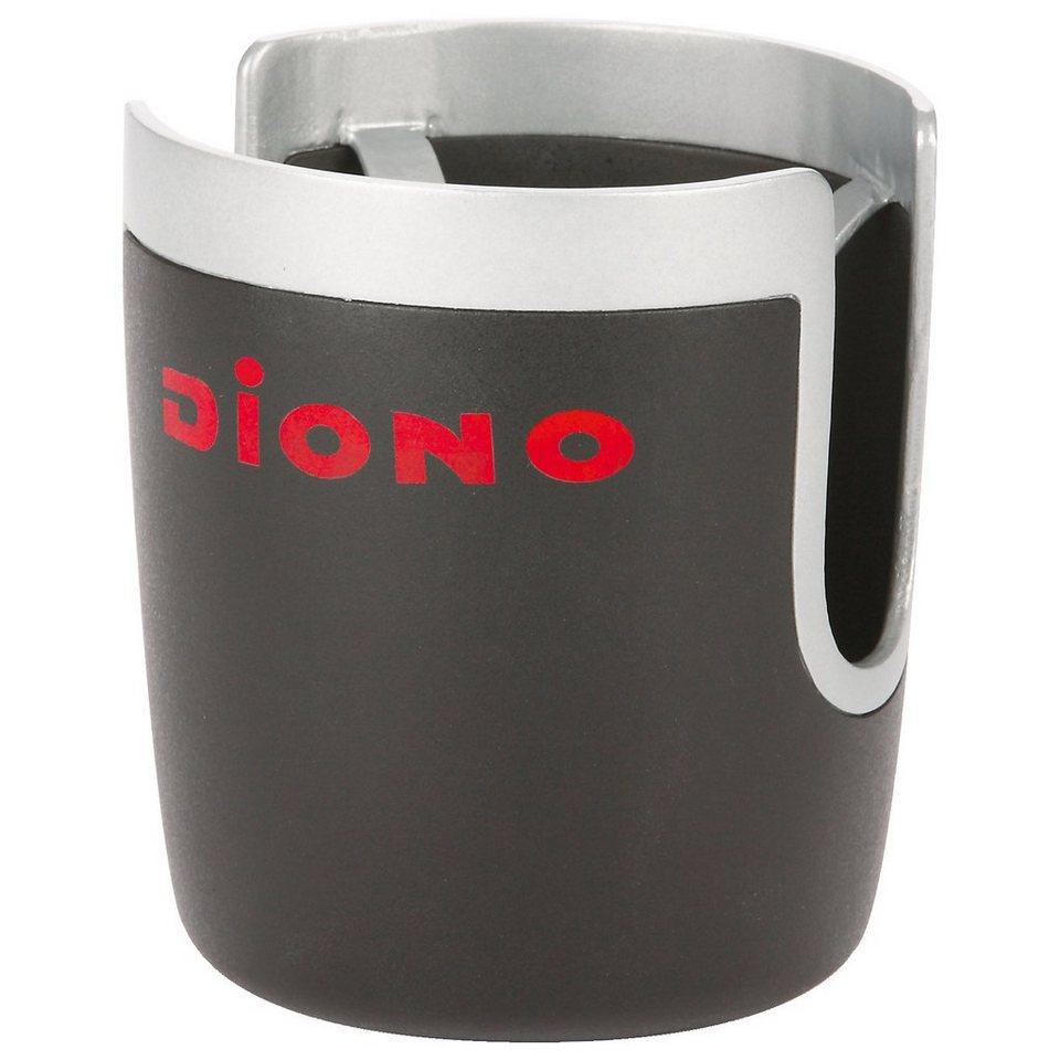 Diono Getränkehalter für Kinderwagen in schwarz