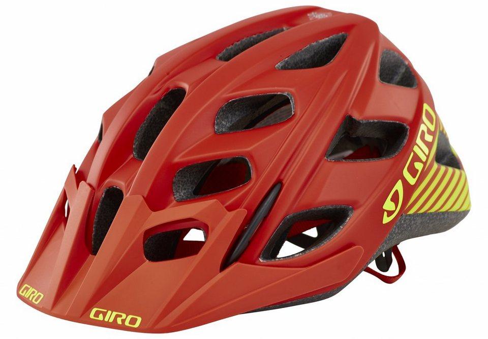 Giro Fahrradhelm »Hex Helm« in rot