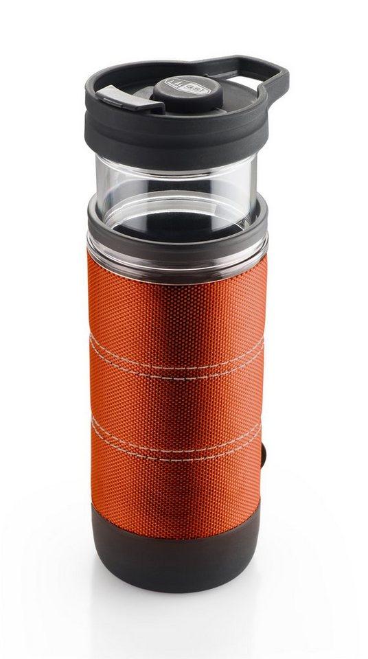 GSI Camping-Geschirr »Commuter Java Press orange« in orange