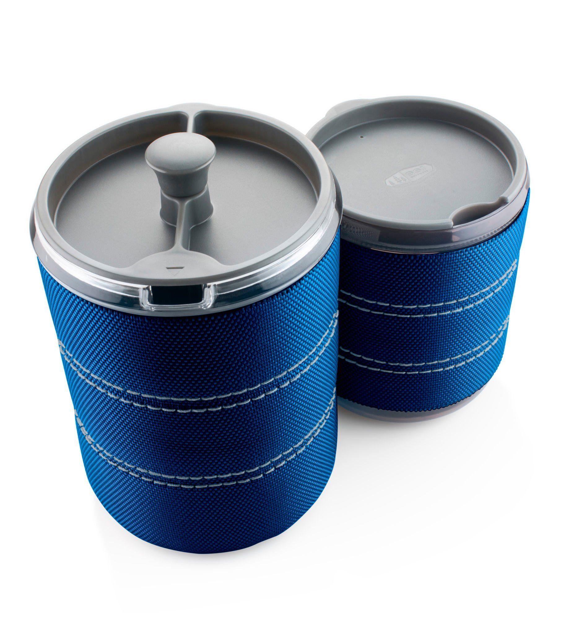 GSI Camping-Geschirr »Personal Java Press blue«